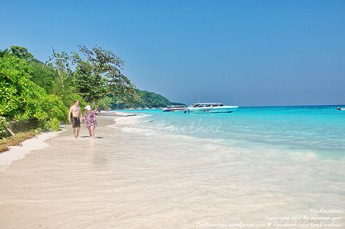 เที่ยวภูเก็ต - เกาะตาชัย - Tachai - Island - 12